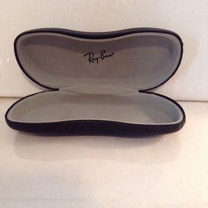 RAY BANS - sunglass / eye glass hard case